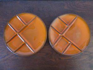 Fondue Plates Burkart