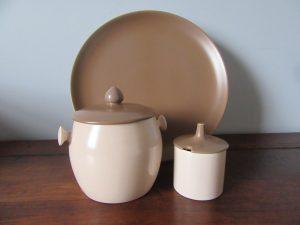 Poole Pottery Twintone