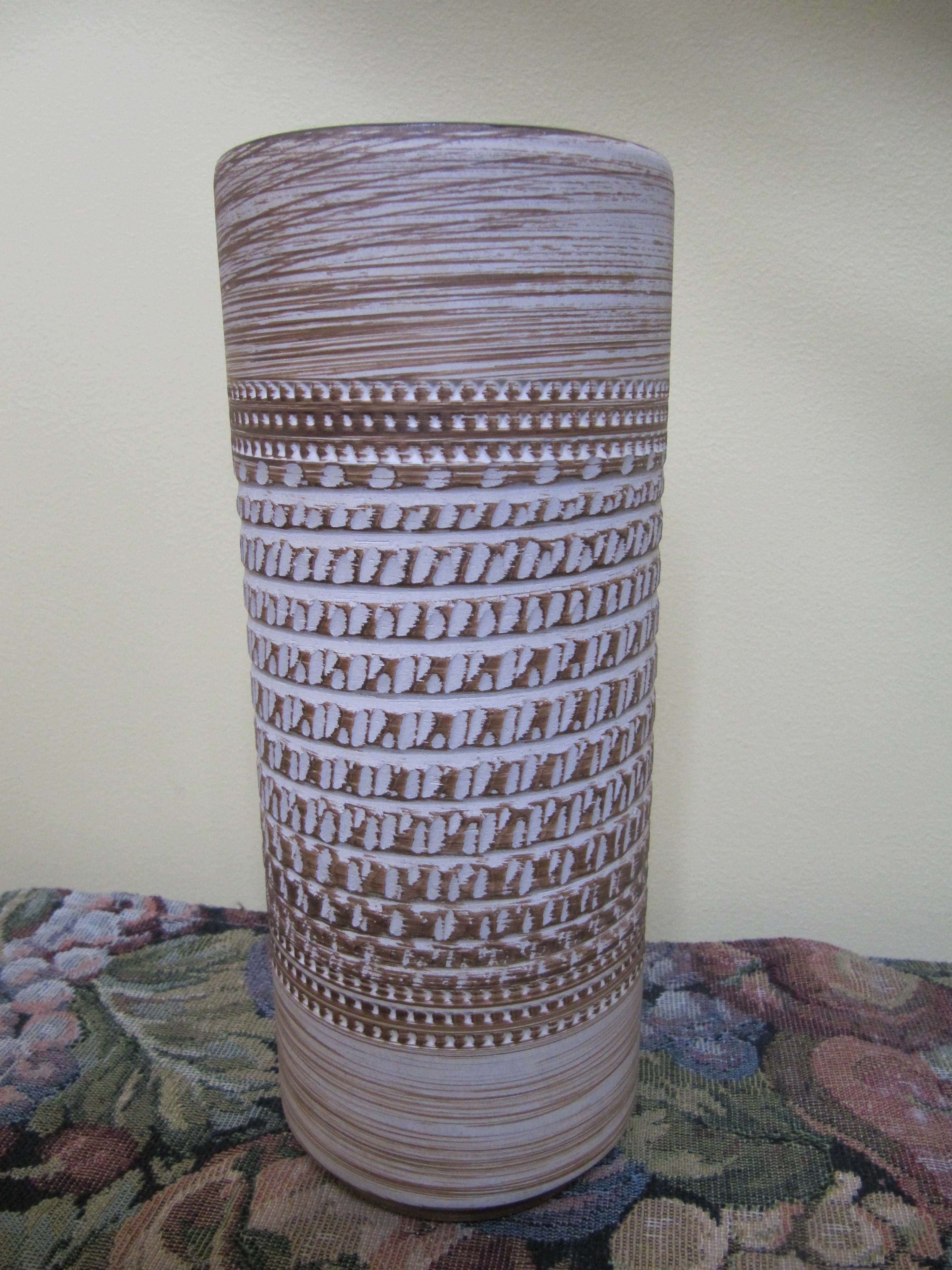 Sgraffito vase west germany dumber breiden 1960s sgraffito vase west germany reviewsmspy