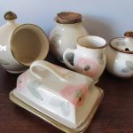Robert Gordon Orchard Blossom Australia 1980s 5 Pieces
