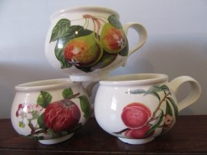 Portmeirion Pomona Breakfast Cups