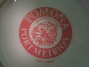 Portmeirion Pomona Canisters