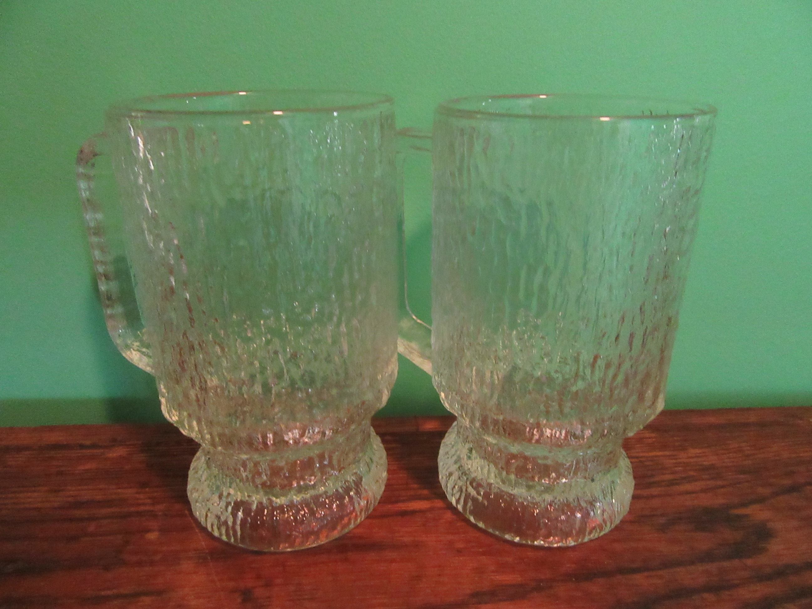 Indiana Glass Co Mugs
