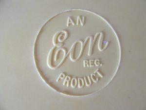 EON Back Stamp