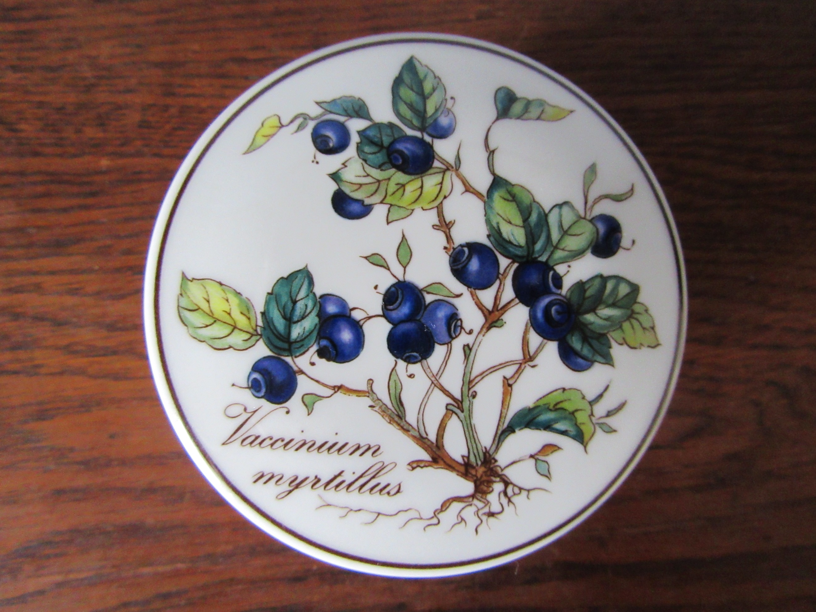 villeroy boch botanica trinket box round vaccinium mrytillus. Black Bedroom Furniture Sets. Home Design Ideas