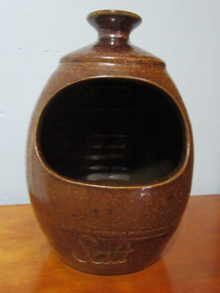 Bendigo Pottery Epsom Salt Pig