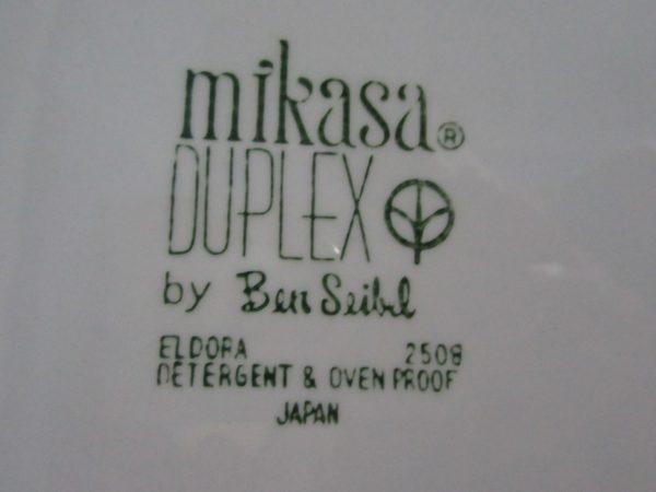Mikasa Duplex Eldora Dinner Plate