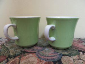 Mikasa Tea Cup Green