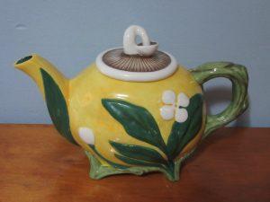 Minton Mushroom Teapot