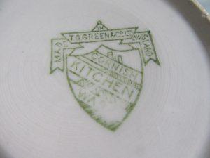 Cornishware Backstamp