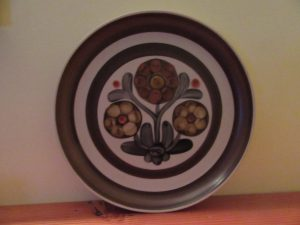 Denby Langley Mayflower Plate