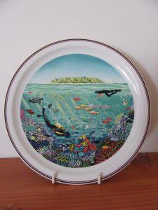 V&B Barrier Reef Plate