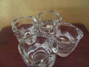 Joe Colombo Italy Candle Holders