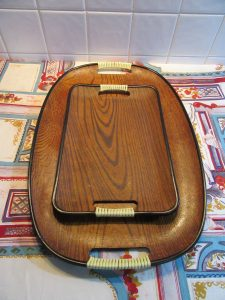 Bar Trays from Japan
