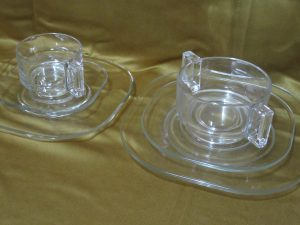 Joe Colombo Italora Arno Italy Dinner Set