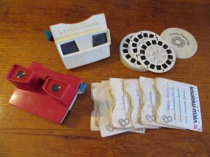 GAF View Master & Picture Reels