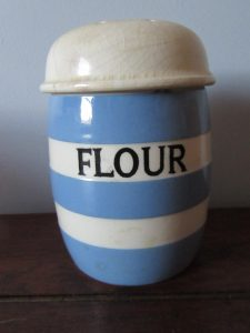 Cornish Ware Flour