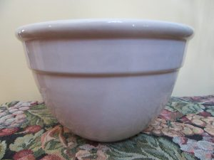R Fowler Pottery Bowl
