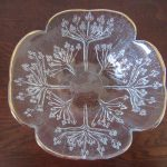 Cow Parsley Pertti Kallioinen Mantsala Finland Sweet Set 5 Piece 1970s