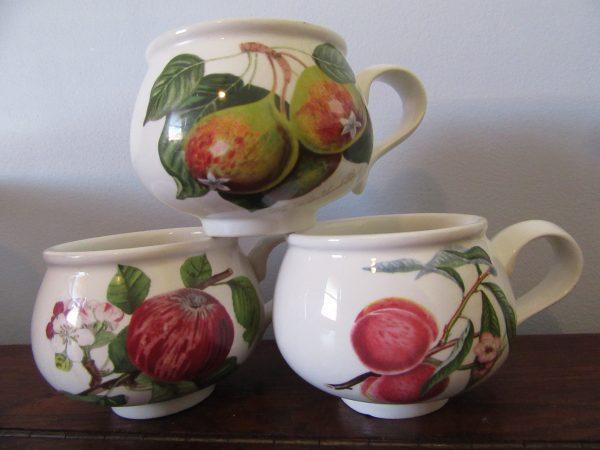 Portmeirion Pomona Breakfast Cups