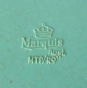Marquis Back Stamp