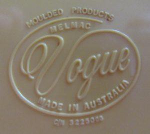Vogue Back Stamp