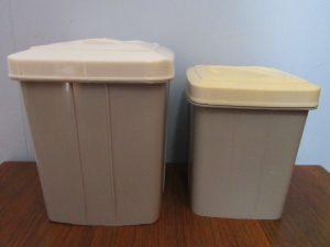British Plastics Canisters