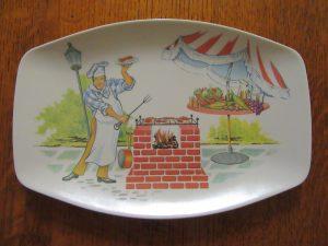 Hollywood Melmac Platter