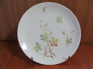 Myott Windswept Leaves Side Plate