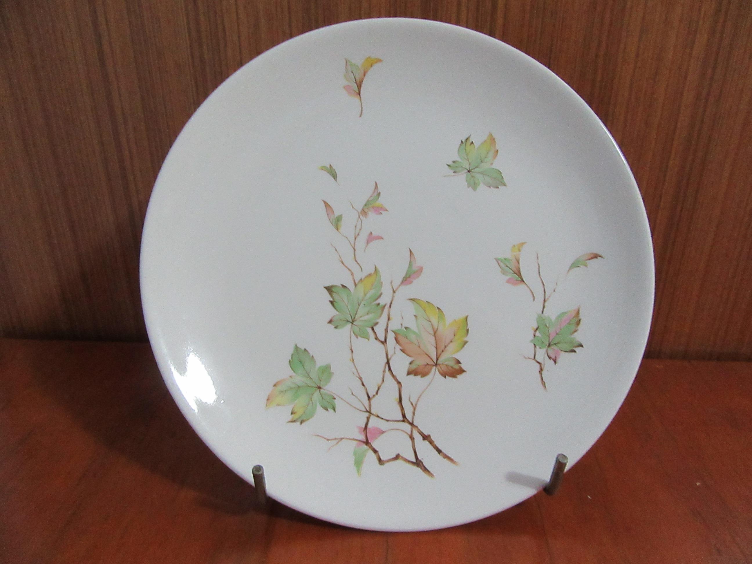 Myott Windswept Leaves Side Plate