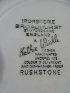 Kathie Winkle Rushstone