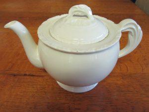 New Hall Diana Tea Pot