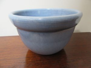 Blue Bakewells Bowl