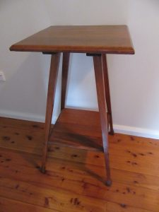 Blackbean Side Table Plant Stand
