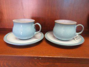 Denby Cups & Saucer