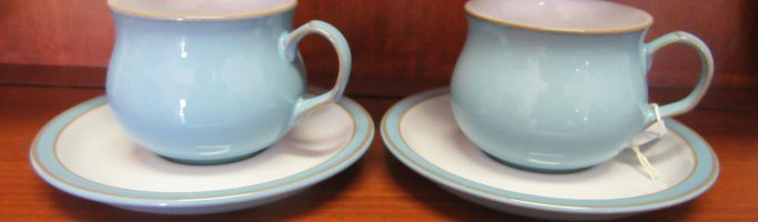 Denby Pottery History & Gallery