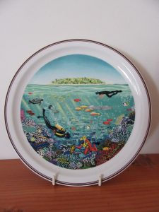 V&B Barrier Reef Plate