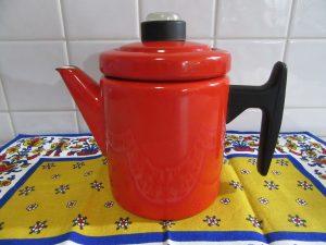 Finel Finland Pehtoori Coffee Pot