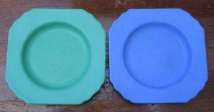Sellex Child's Tea Set Plates