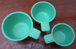 Helix Measuring Cups