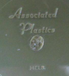 Associated Plastics Back Stamp