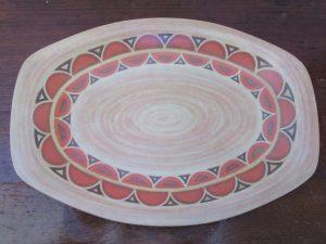 Bessemer Nylex Platter