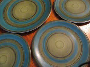 Ornamin Ware Plates