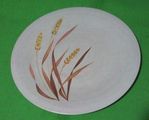 Bessemer Wheat Plate
