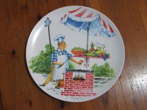 Hollywood Tamco Melmac Plate