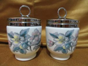 Royal Worcester Egg Coddlers