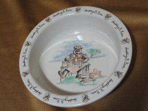 Humphrey Bear Feeding Bowl