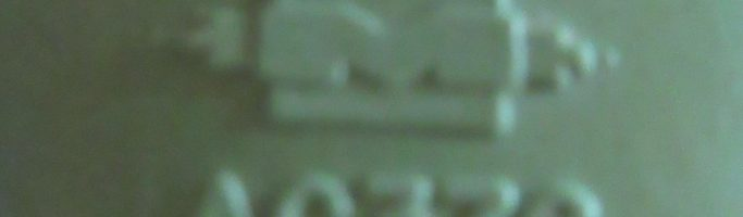 Bakelite Scoop Found with 'M' backstamp not Sellex Duperite Helix Willow or British Plastics