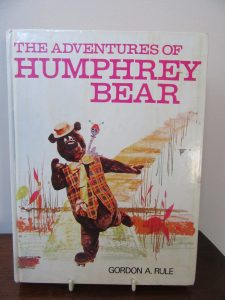 The Adventures of Humphrey B Bear