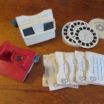 View-Master Stereoscope by GAF USA 1960s-70s & Picture Reels